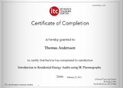 ITCCertifikat 2012
