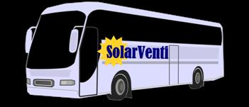 SolarVenti Buss