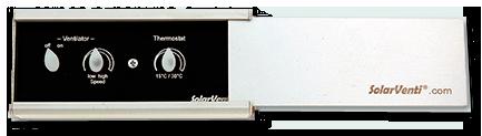 SolarVenti Regulator