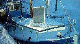 SolarVenti Båt