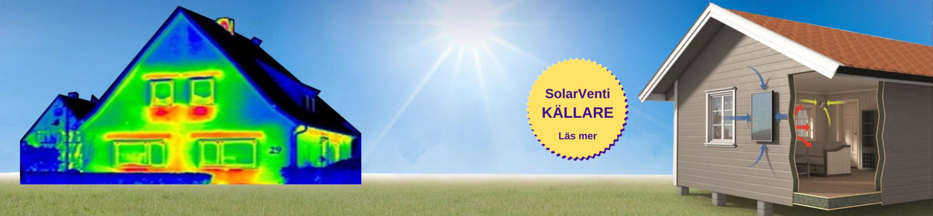 SolarVenti för källare