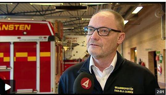 Brandexperter varnar för luftavfuktare- Nyheterna tv4.se