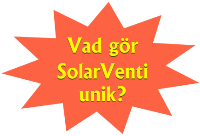 Vad gör SolarVenti unik